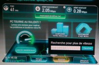 Speed test Moyen
