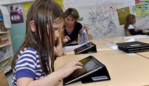 Tablette tactile numérique
